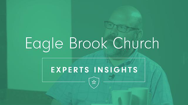 Safety Program Best Practice - Eagle Brook Church