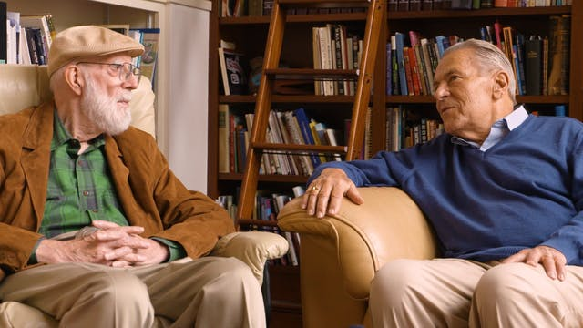 Michael Harner, PhD & Stan Grof, MD, PhD