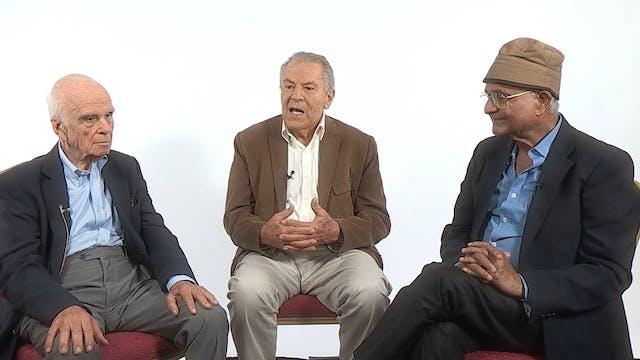 Ervin Laszlo, PhD, Stan Grof, MD, PhD...