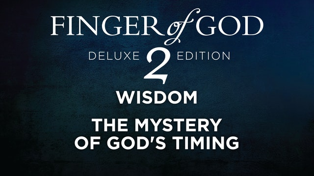The Mystery of God's Timing