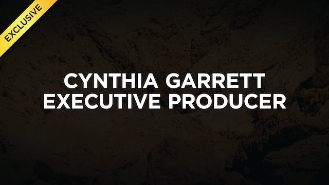 #11 - Introducing: Cynthia Garrett, E...