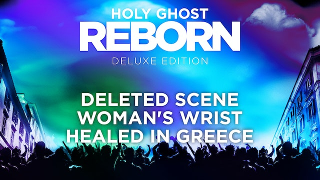 Woman's Wrist Healed in Greece