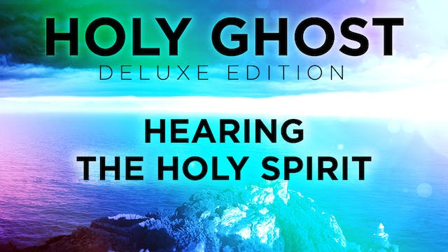 Holy Ghost Deluxe Edition - Hearing t...