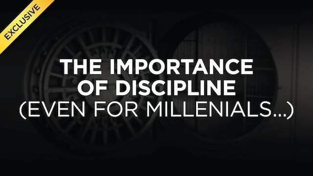 The Importance of Discipline