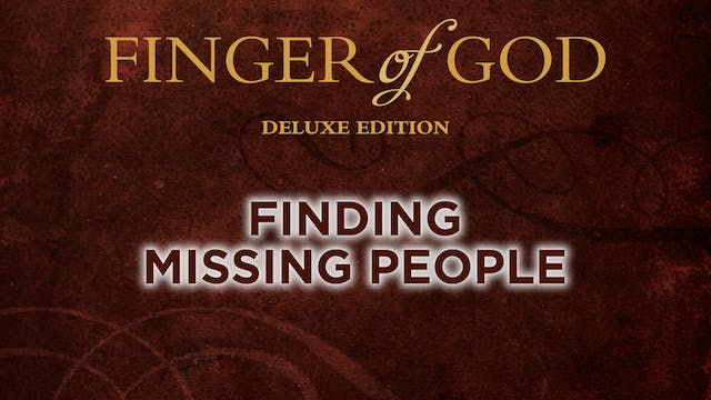 Finding Missing People