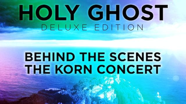 Behind the Scenes - The Korn Concert