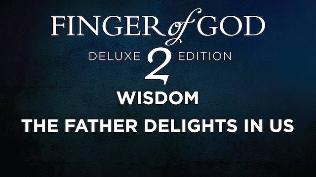 The Father Delights In Us