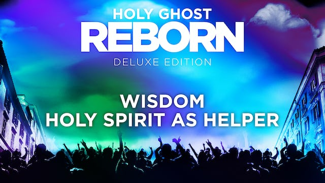 Holy Spirit As Helper