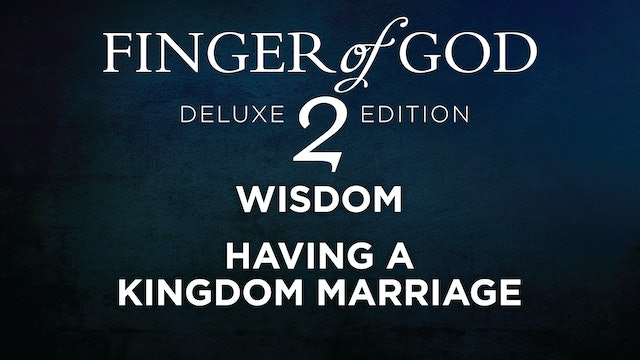 Having A Kingdom Marriage