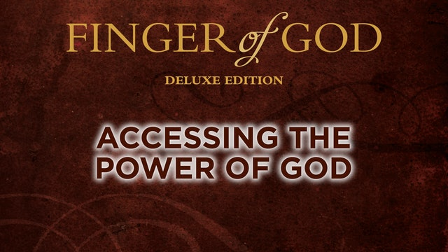 Accessing the Power of God