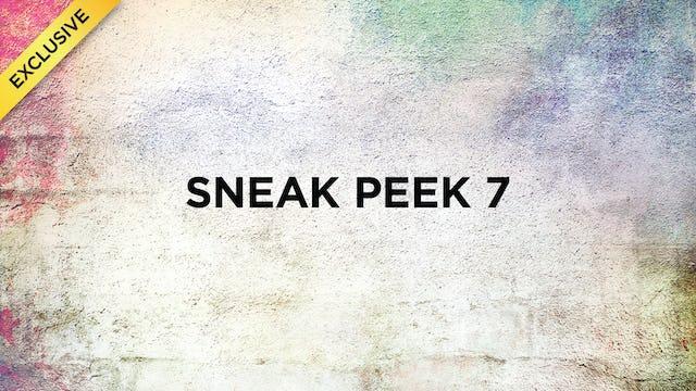 Sneak Peek #7