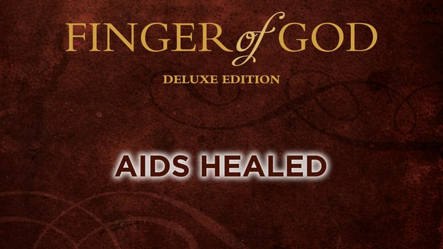 AIDS Healed