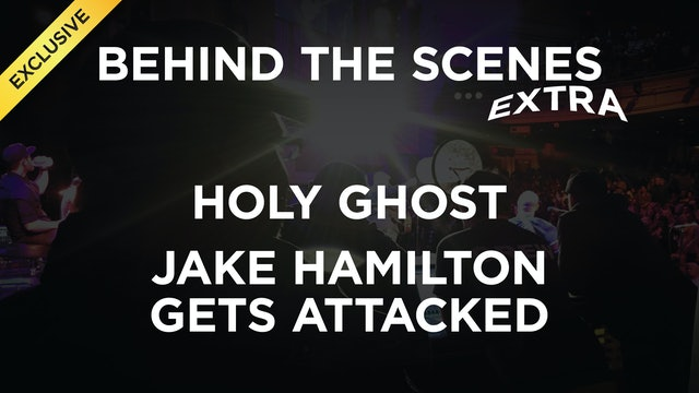 BTS Extra - Jake Hamilton Gets Attacked (NEW)