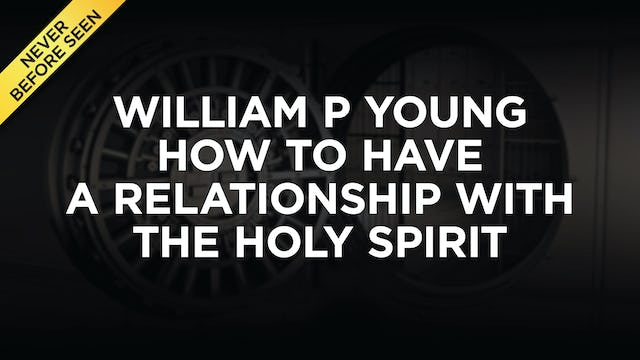 How To Have A Relationship With Holy Spirit
