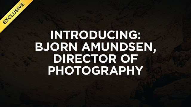 #10 - Introducing: Bjorn Amundsen, DP