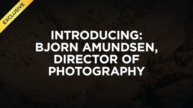 #10 - Introducing: Bjorn Amundsen, DP (NEW)