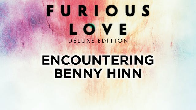 Encountering Benny Hinn