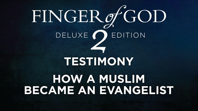 How a Muslim Became An Evangelist