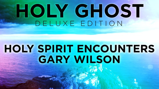 Holy Spirit Encounters - Gary Wilson