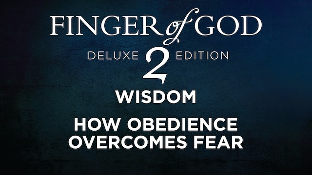 How Obedience Overcomes Fear