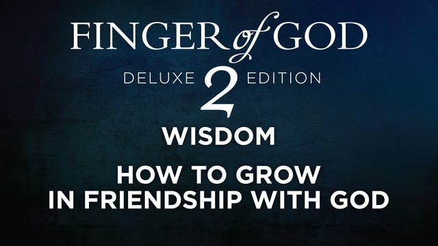 How To Grow In Friendship With God