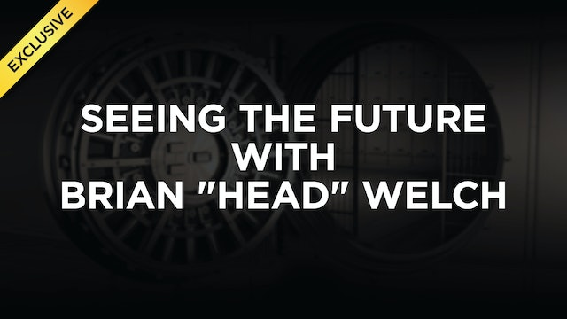 "Seeing The Future With Brian ""Head"" Welch"
