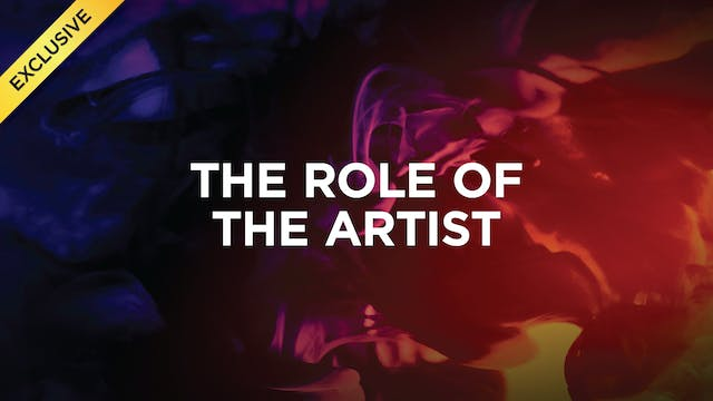 The Role Of The Artist