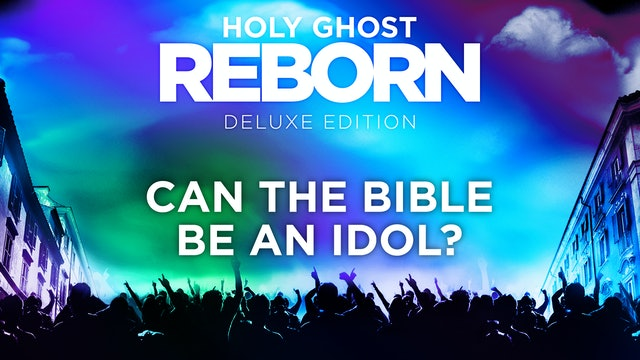 Can the Bible Be An Idol?