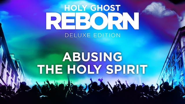 Holy Ghost Reborn - Abusing the Holy Spirit
