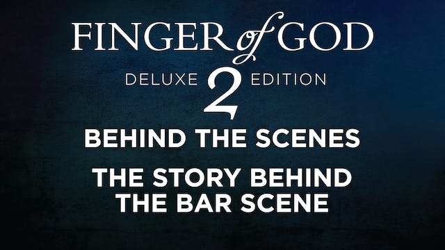 The Story Behind The Bar Scene