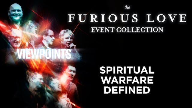 Spiritual Warfare Defined - Viewpoints
