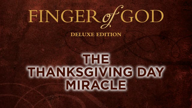 The Thanksgiving Day Miracle