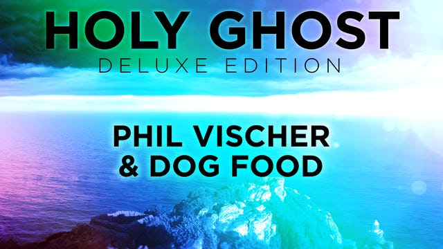 Phil Vischer & Dog Food