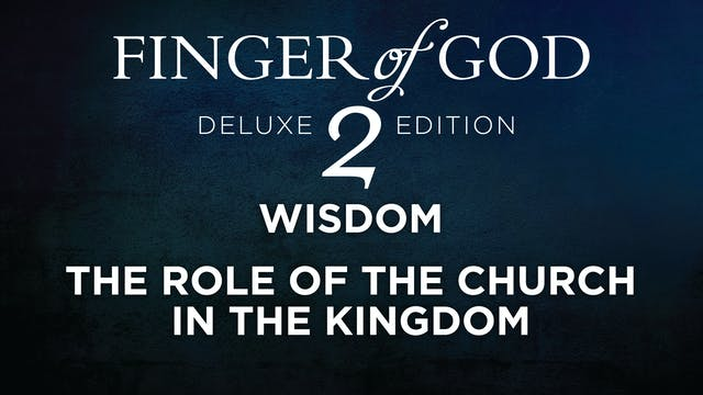 What Does A Relationship With God Mean? - Finger of God 2