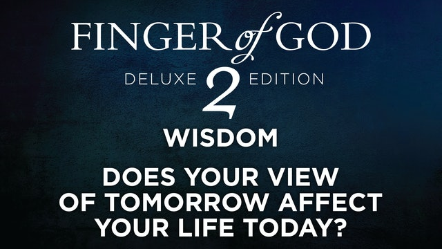 Does Your View Of Tomorrow Affect Your Life Today?