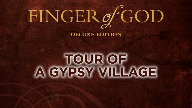 Tour of a Gypsy Village