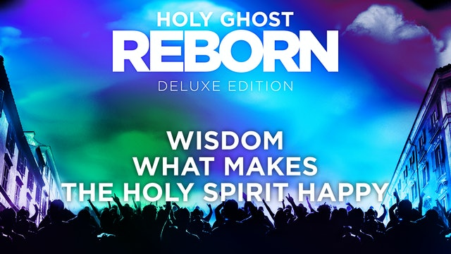 What Makes The Holy Spirit Happy