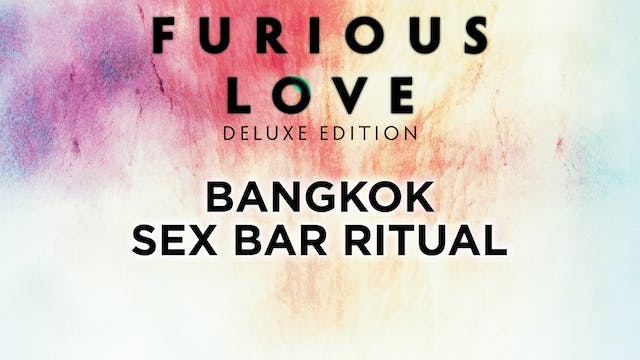 Bangkok Sex Bar Ritual
