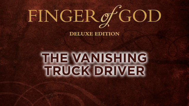 The Vanishing Truck Driver