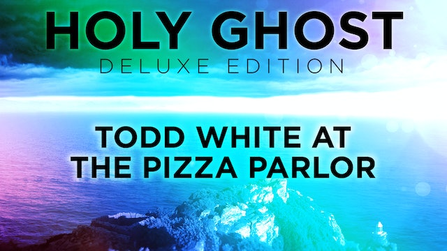 Todd White At the Pizza Parlor