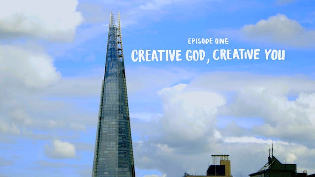 Creative God, Creative You