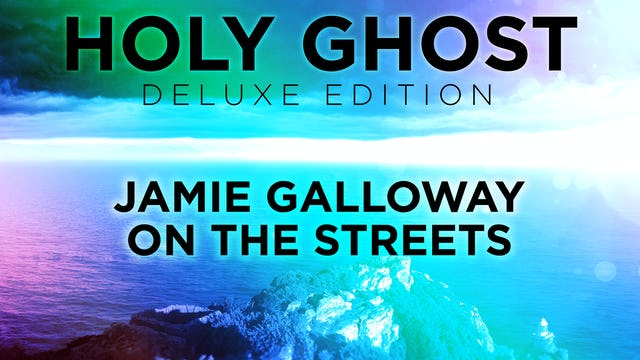 Jamie Galloway On The Streets