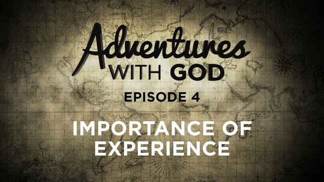 Episode 04 - Importance of Experience