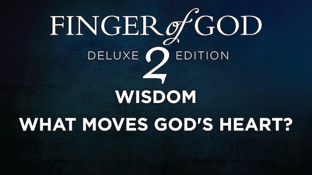 What Moves God's Heart?