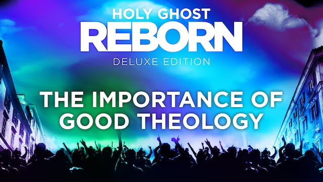 Holy Ghost Reborn - The importance of...