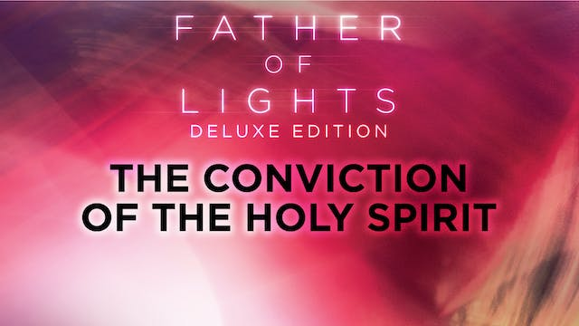 The Conviction of the Holy Spirit