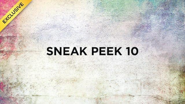 Sneak Peek #10
