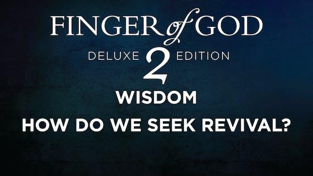 How Do We Seek Revival?
