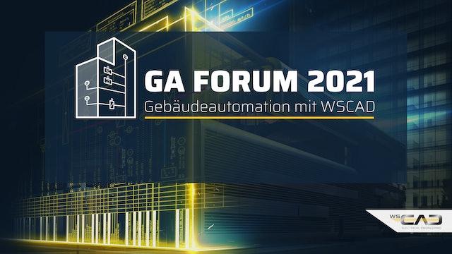 GA Forum 2021