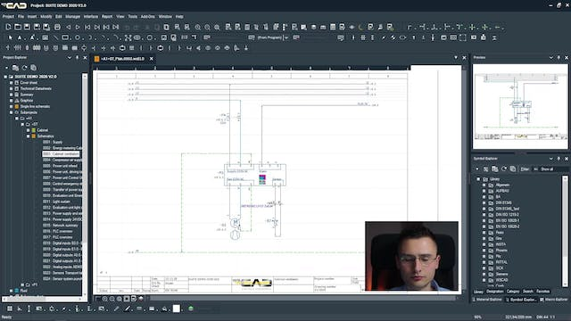 1.4 User Interface - Drawing area